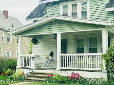 Pittsfield Single Family Home For Sale: 39 Edward Ave