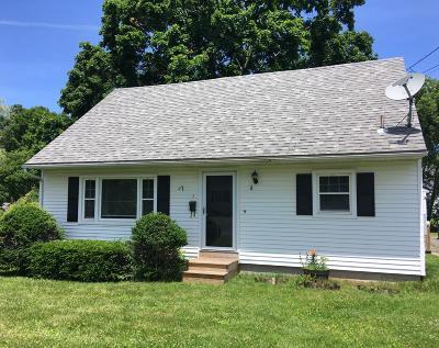 Cheshire, Dalton, Hancock, Hinsdale, Lanesboro, Peru, Pittsfield, Richmond, Windsor Single Family Home For Sale: 7 Crane Ave