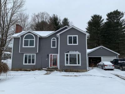 Berkshire County Single Family Home For Sale: 135 Ridge Ave
