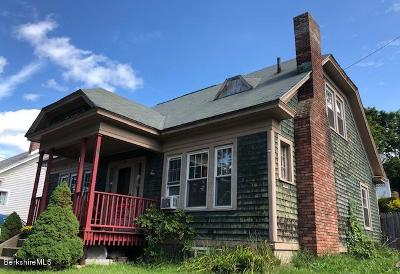 North Adams Single Family Home For Sale: 384 Ashland St