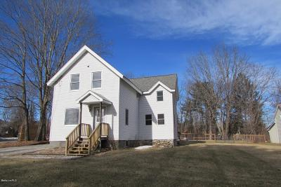 Berkshire County Single Family Home For Sale: 23 Mechanic St