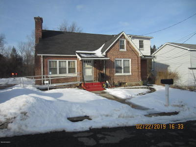 Pittsfield MA Single Family Home For Sale: $69,900