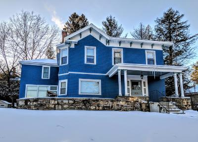 Pittsfield MA Single Family Home For Sale: $320,000