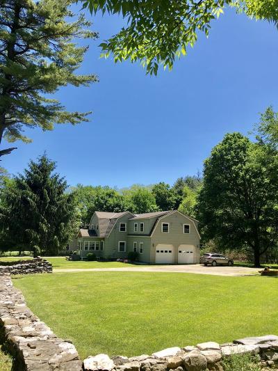 Lenox Single Family Home For Sale: 242 Housatonic St
