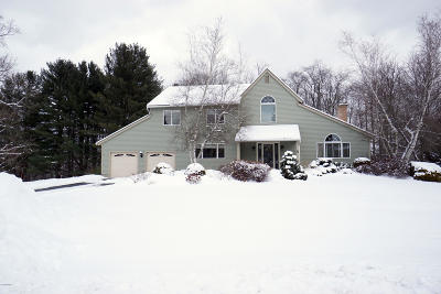 Pittsfield MA Single Family Home For Sale: $445,000