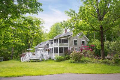 Berkshire County Single Family Home For Sale: 617 Main Rd