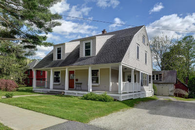 Great Barrington Single Family Home For Sale: 10 Parley St