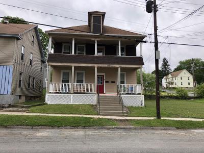 Pittsfield Multi Family Home For Sale: 47 John St