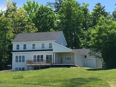 Alford, Becket, Egremont, Great Barrington, Lee, Lenox, Monterey, Mt Washington, New Marlborough, Otis, Sandisfield, Sheffield, South Lee, Stockbridge, Tyringham, West Stockbridge Single Family Home For Sale: 01 Foxhollow Rd