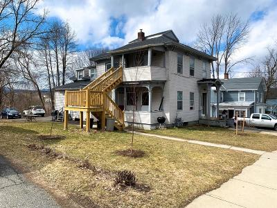 Pittsfield Multi Family Home For Sale: 9 Daniels Ave