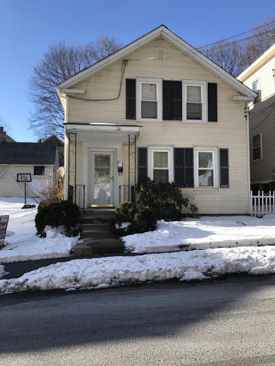 Pittsfield Multi Family Home For Sale: 342 Pecks Rd