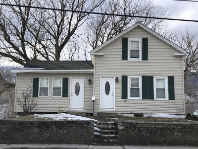 Berkshire County Single Family Home For Sale: 182 North Summer St