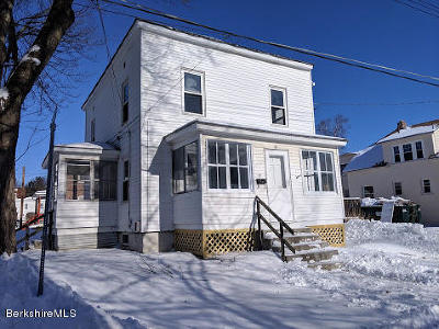 Pittsfield Single Family Home For Sale: 19 Lombard St