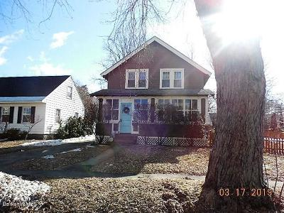 Pittsfield Single Family Home For Sale: 57 Emerson Ave