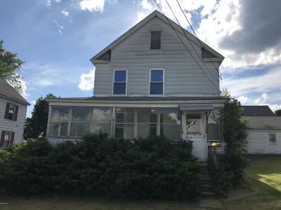Pittsfield Single Family Home For Sale: 305 Onota St