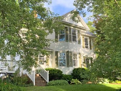Berkshire County Single Family Home For Sale: 133 Cottage St