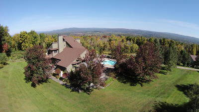 Berkshire County Single Family Home For Sale: 398 Weatogue Rd
