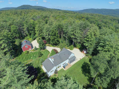 Berkshire County Single Family Home For Sale: 1377 Mill River Great Barrington Rd
