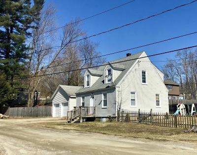 Lanesboro Single Family Home For Sale: 4 Algonquin St