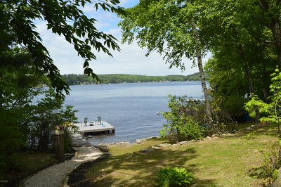 Berkshire County Single Family Home For Sale: 5 North Lake Ave