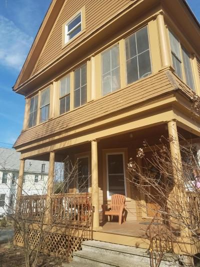 Pittsfield Multi Family Home For Sale: 73-75 Edward Ave