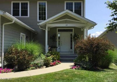 Pittsfield Single Family Home For Sale: 125 Alpine Trail