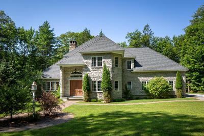 Berkshire County Single Family Home For Sale: 96 Brush Hill Rd