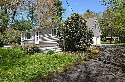 Berkshire County Single Family Home For Sale: 246 Brookman Dr