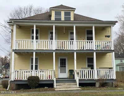 Pittsfield Multi Family Home For Sale: 144 Madison Ave