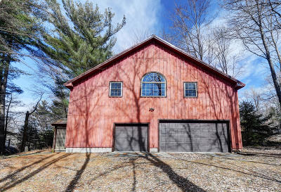 Berkshire County Single Family Home For Sale: 701A Peru Rd