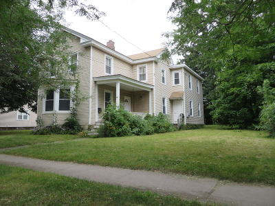 Pittsfield Multi Family Home For Sale: 43 Adam St