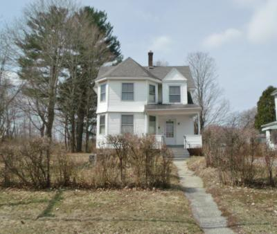 Pittsfield Single Family Home For Sale: 119 Onota St