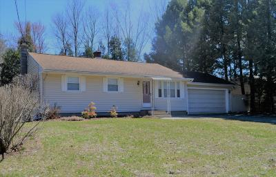 Pittsfield MA Single Family Home For Sale: $189,900
