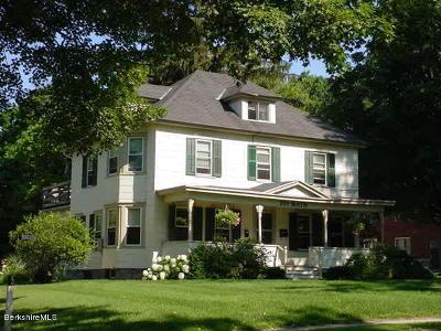 Dalton Multi Family Home For Sale: 251 Main St