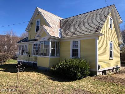 North Adams Single Family Home For Sale: 226 Quincy St