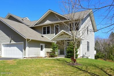 Pittsfield Single Family Home For Sale: 83 Alpine Trail