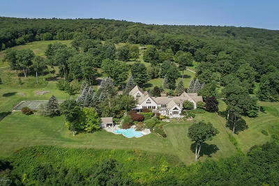 Berkshire County Single Family Home For Sale: 91 Blunt Rd