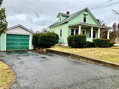 Adams Single Family Home For Sale: 74 Maple St