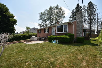 Pittsfield MA Single Family Home For Sale: $187,900
