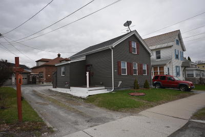 Pittsfield Single Family Home For Sale: 605 East St