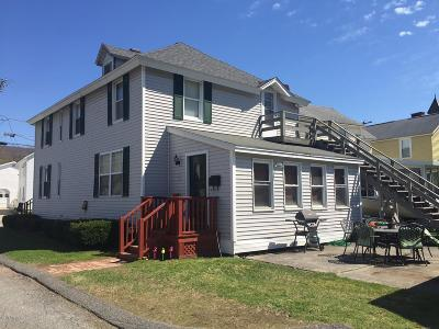 Adams Single Family Home For Sale: 12 Pine St