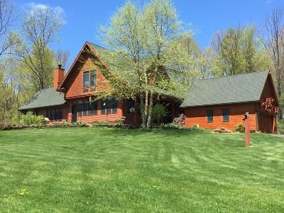 Lee Single Family Home For Sale: 385 West Rd