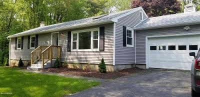 Lanesboro Single Family Home For Sale: 20 Swamp Rd