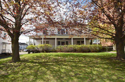Pittsfield Multi Family Home For Sale: 20 East Housatonic St