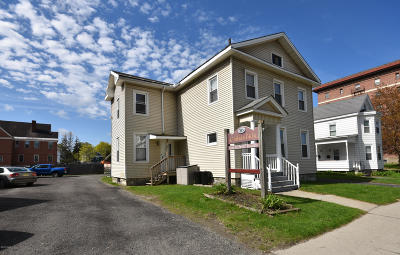 Pittsfield Multi Family Home For Sale: 30 East Housatonic St