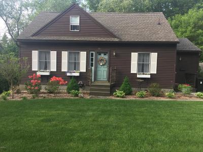 Pittsfield Single Family Home For Sale: 183 Allengate Ave