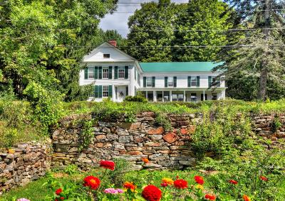 Berkshire County Single Family Home For Sale: 207 Main Rd