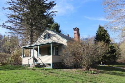 Lanesboro Single Family Home For Sale: 70 Bull Hill Rd