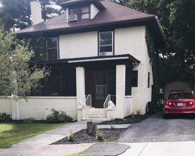 Pittsfield Single Family Home For Sale: 40 Arlington St