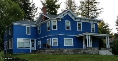 Pittsfield Single Family Home For Sale: 192 Bartlett Ave